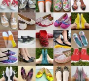 50 DIY Shoe Makeovers Collage Final 2