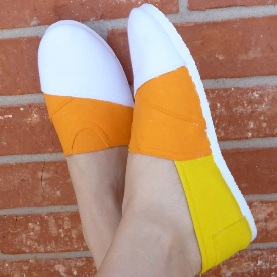 Candy Corn Canvas 2