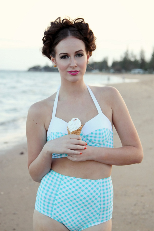 Fashion Friday: Retro Swimwear Style!
