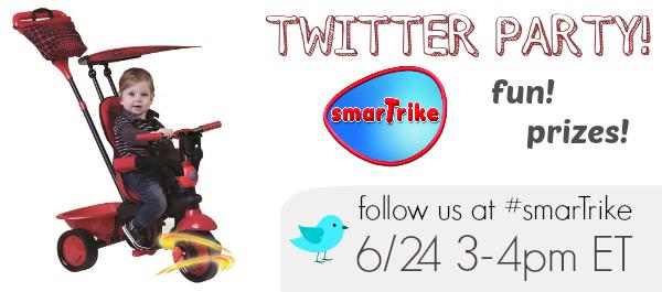 smarTrike Twitter Party