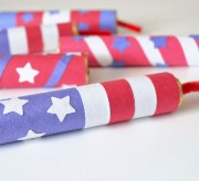 Patriotic Candy Firecrackers Tutorial