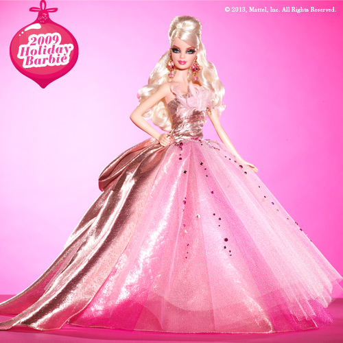25 Years of Holiday Barbie. Who is Next? #holidaybarbie # ...