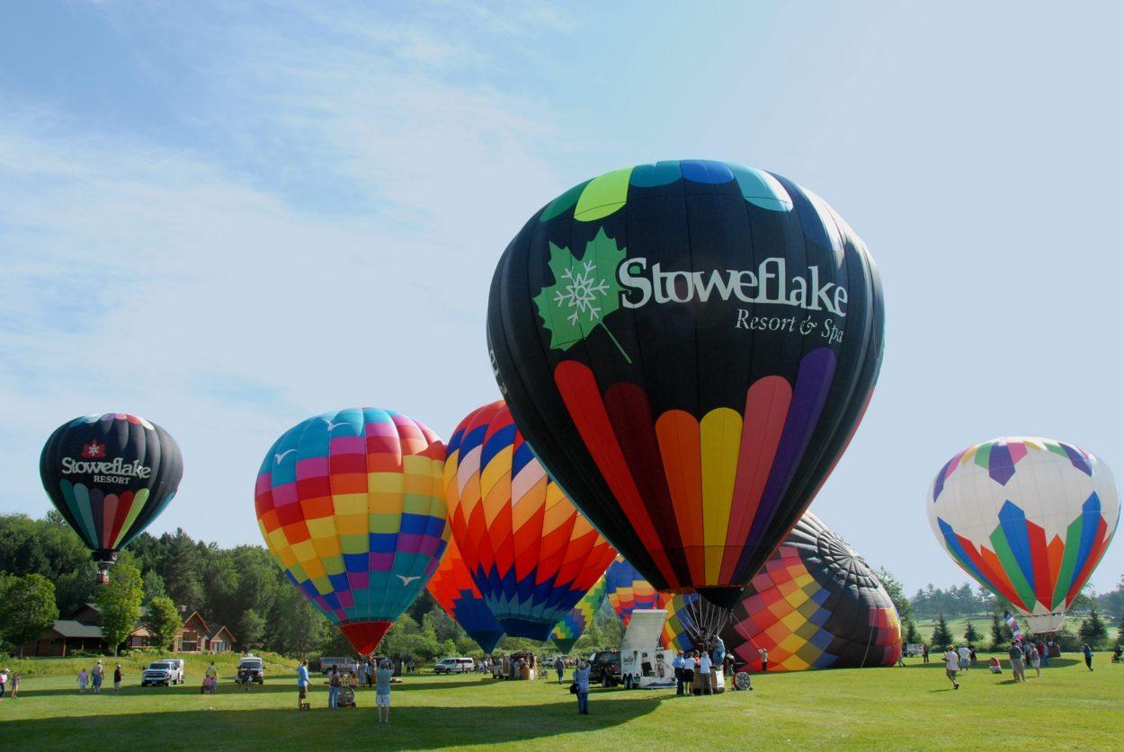 Stoweflake Balloonfest