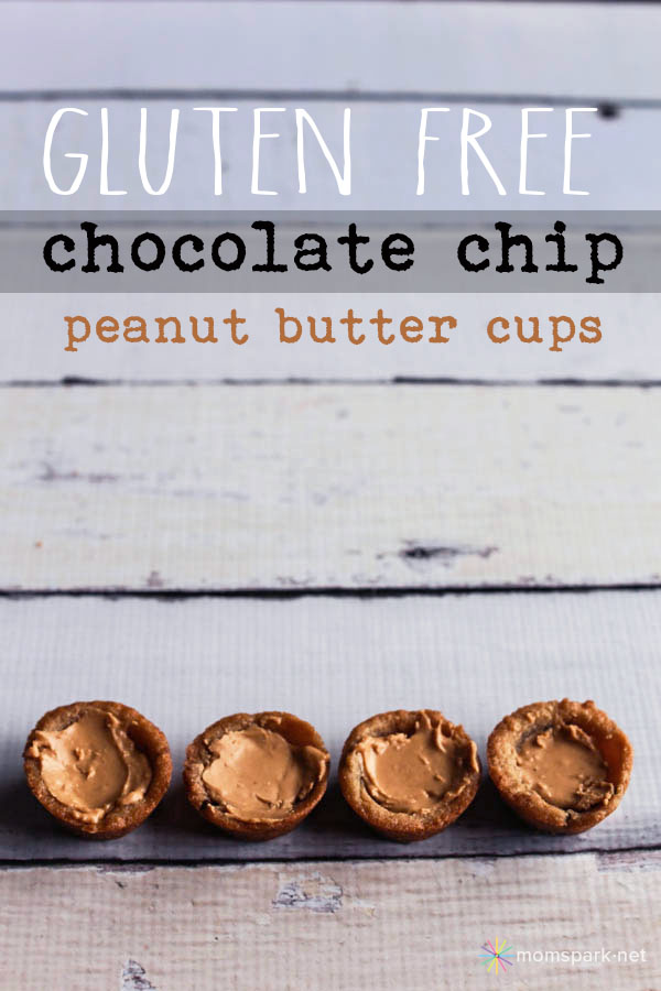 Gluten Free Chocolate Chip Peanut Butter Cups copy