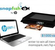 HP Giveaway Package