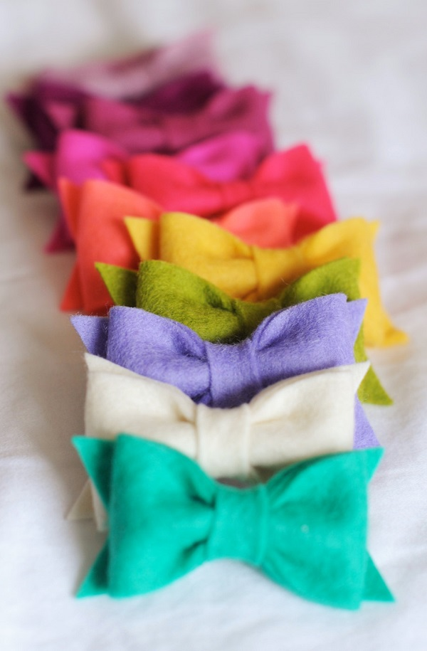 Fashion Friday: 6 Cute Bows For Little Girls