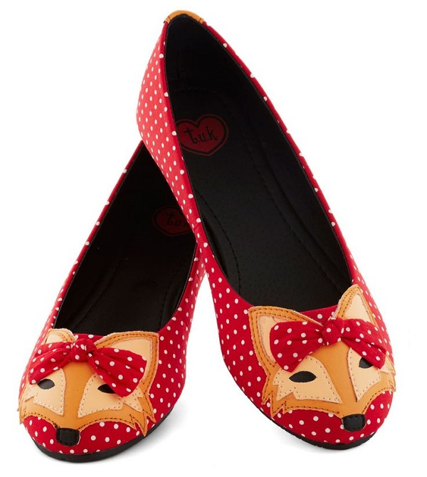 Fashion Friday: Funky Flats