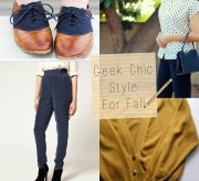 geek chic style for fall 2013