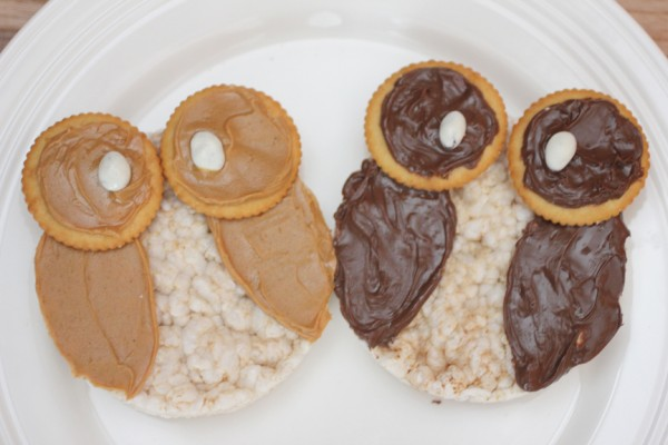 Owl Themed Snack Ideas