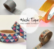 washi tape where to find it