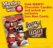 Movies M&Ms