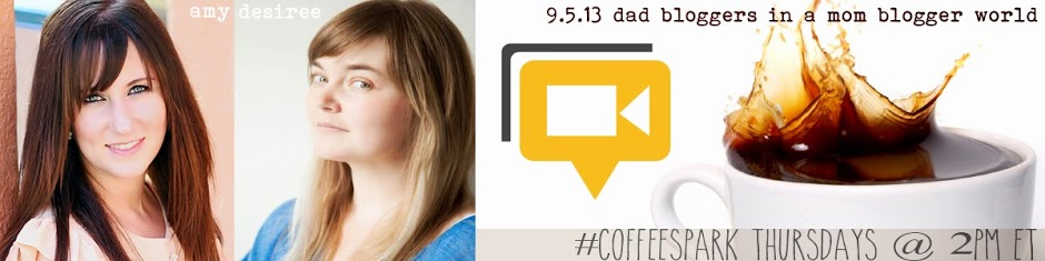 Coffee Spark Dad Bloggers