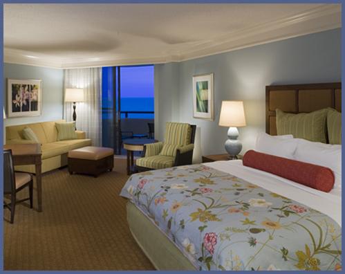 Hilton Sandestin Rooms