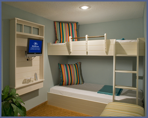Hilton Sandestin Bunk Beds