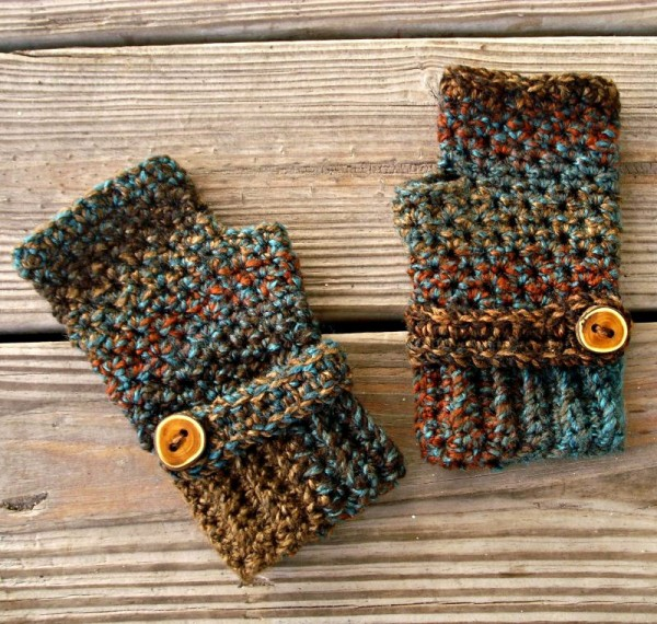 Fashion Friday: Fabulous Fingerless Gloves For Fall