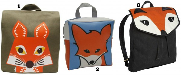 Cool Finds: 5 Fun Fox Backpacks For Kids! | Mom Spark - A Trendy ...