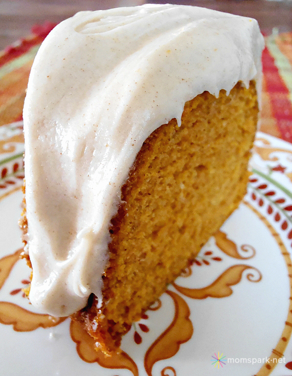 Pumpkin Butterscotch Bundt Cake