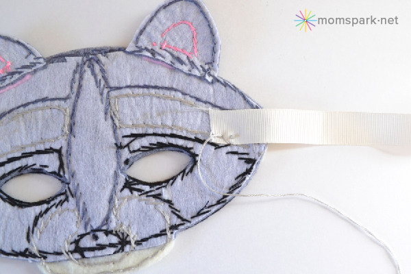 How to Make Felt Animal Masks