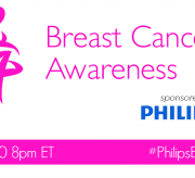 breast cancer awareness twitter party