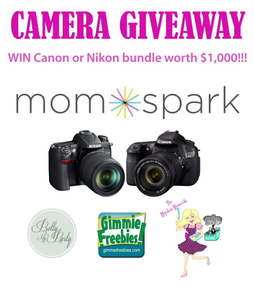 camera giveaway photo