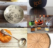 halloween candy bowls