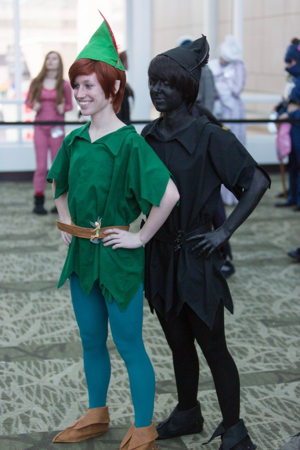 Peter Pan and Shadow Costume