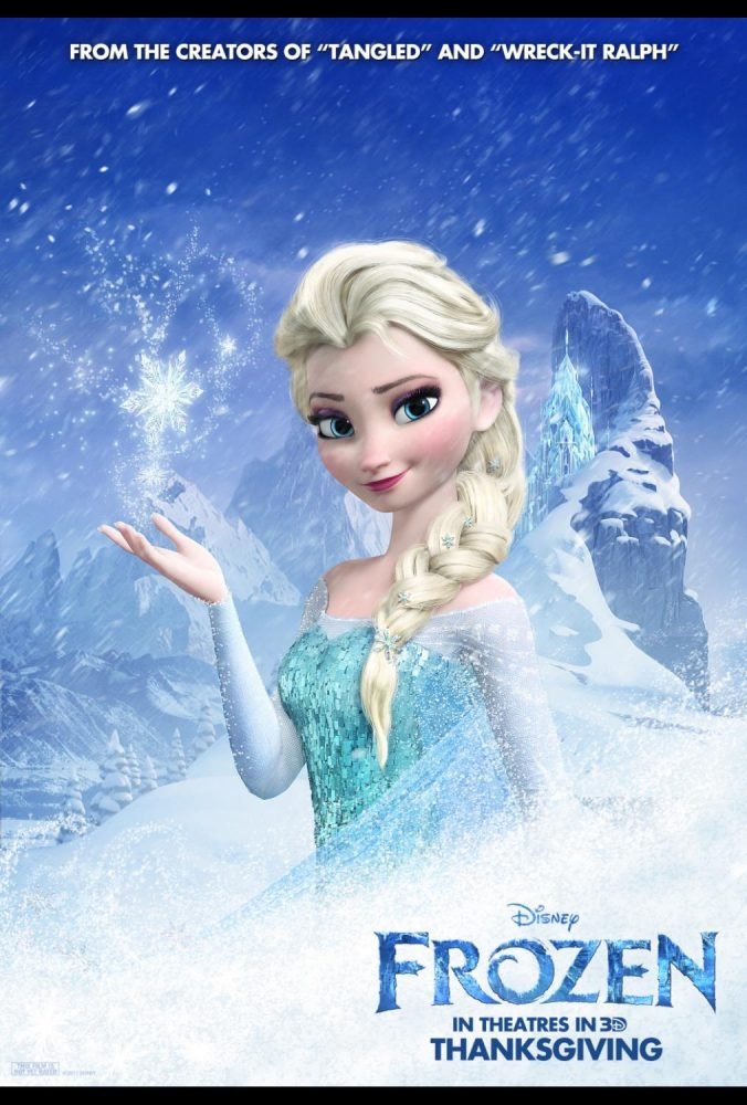 Disneys FROZEN Movie Review DisneyFrozen DisneyFrozenEvent Mom Spark Blogger
