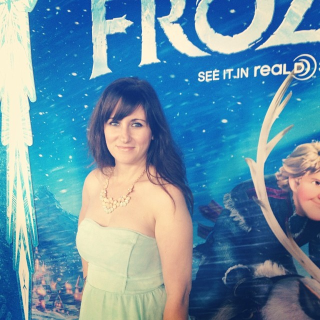disney frozen premiere