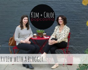 kim and chloe