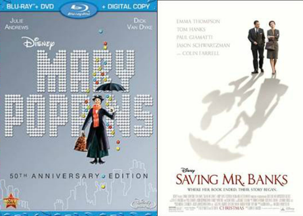 mary poppins saving mr banks