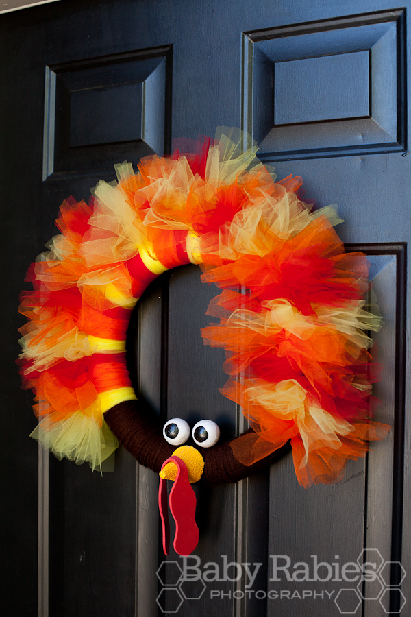 DIY Thanksgiving Decor