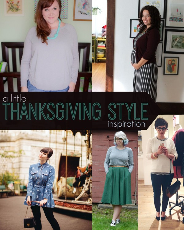 Thanksgiving Fashion Inspiration