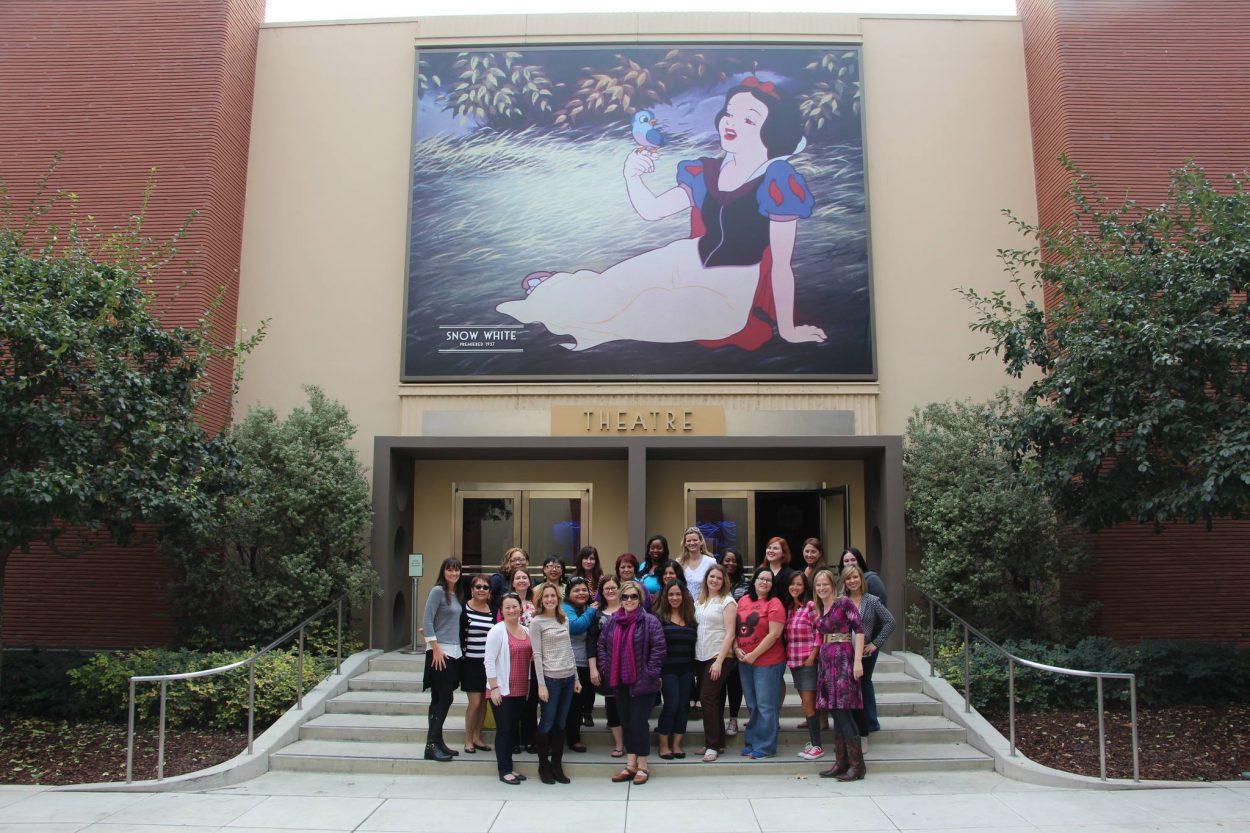 Walt Disney Studios Lot Tour