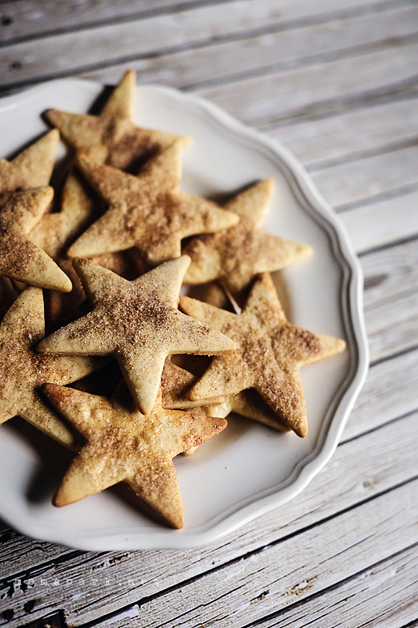 Cinnamon Stars Cookies Recipe