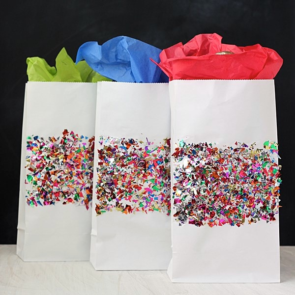 Creative gift wrapping ideas mom spark ger