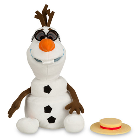 Olaf Singing Plush
