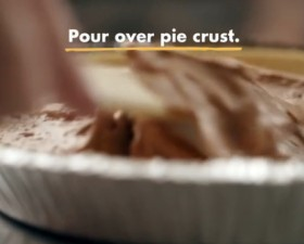jello chocolate pudding pie video