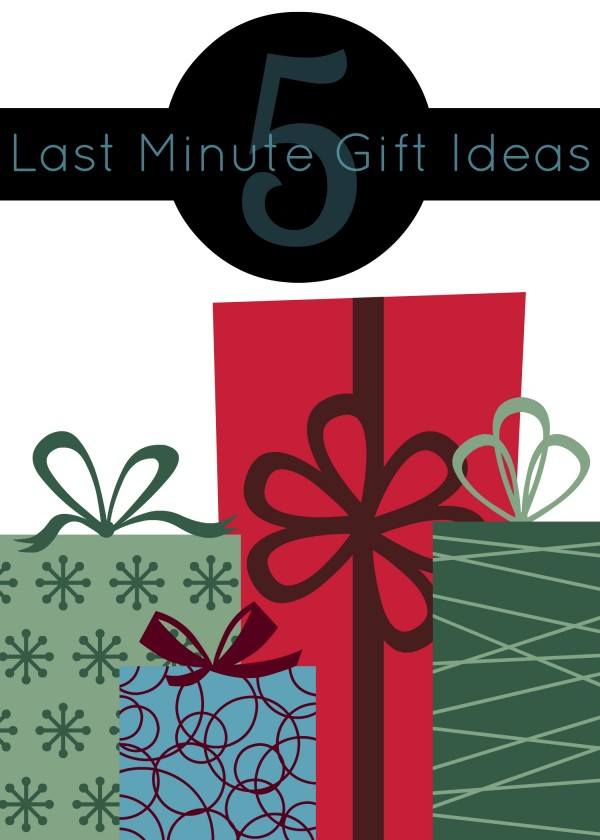 Cool Finds: 5 Last Minute Gift Ideas!