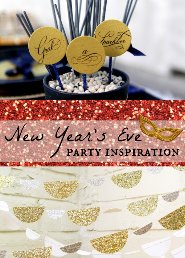 New Year's Eve Party Inspiration
