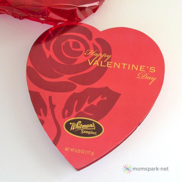 DIY Vintage Inspired Chocolate Heart