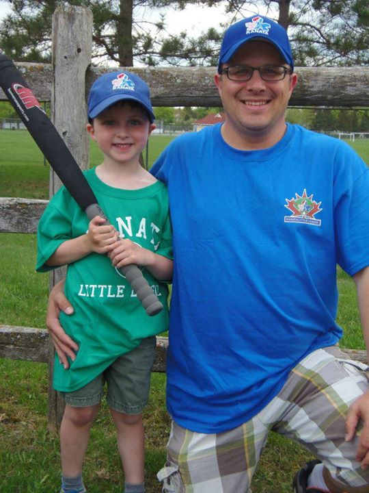 Interview With A Blogger: Canadian Dad, Chris Read