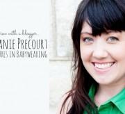 Stephanie Precourt, Adventures In Babywearing