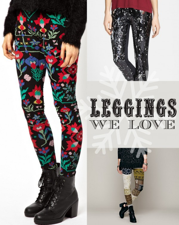 Unique Legging Fashion