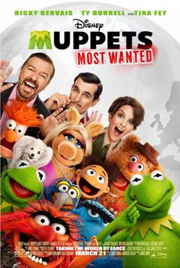 Muppets Most Wanted Movie