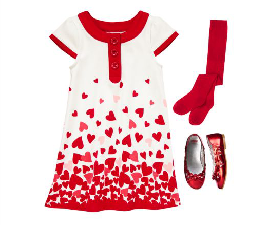 Valentine's Day Style For Kids