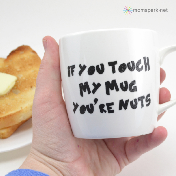 Workplace Coffee Mug Tutorial