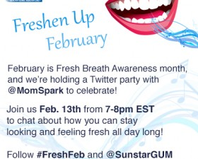 Fresh Breath February