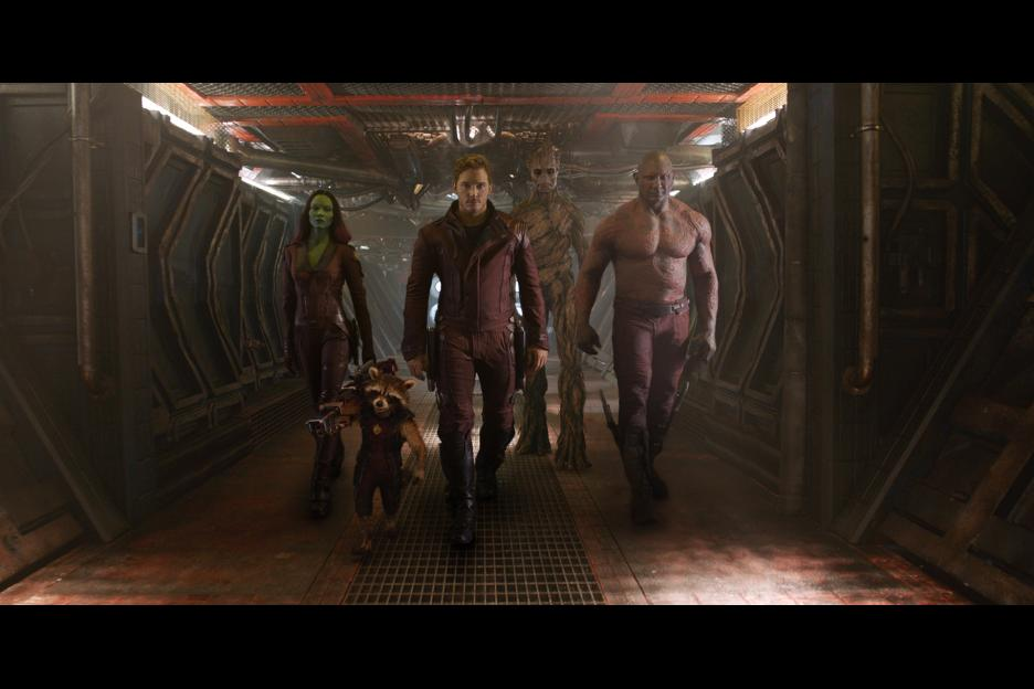 New Trailer and Images for Marvel's GUARDIANS OF THE GALAXY