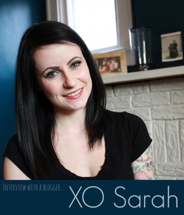 Interview With A Blogger: XO Sarah