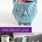 Mom Spark Finds: Owl Decor